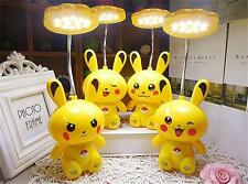 2017 Hot Anime Pokemon Pikachu Small Night Light Charging Lamp Christmas Gift