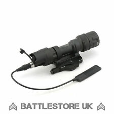 Element M952v Flashlight Tactical Torch QD Airsoft Weapon Light Strobe Black UK