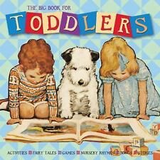 The Big Book for Toddlers (Big Book of . . . (Welcome Books))-ExLibrary