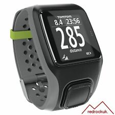 TomTom Multisport GPS Triathlon Watch & Graphical Training Partner - Dark Grey