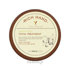 [THE FACE SHOP] Rich Hand V Hand & Foot Total Treatment 110ml rinishop