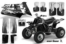 AMR Racing Yamaha Banshee 350 Decal Graphic Kit ATV Quad Wrap  87-05 CARBON X K