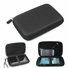 "7"" Inch Hard Case Bag Cover For 6""Garmin Nuvi Kindle Fire Magellan GPS Navigator"