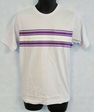 Mens Umbro By Kim Jones Stripe Print Tee Shirt Size Large Brand New #4401