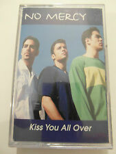 No Mercy - Kiss You All Over - Single Cassette Tape, Used Very Good