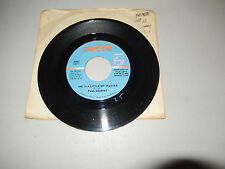PAUL MAURIAT she is a little bit sweeter/gone is love  PHILLIPS    45