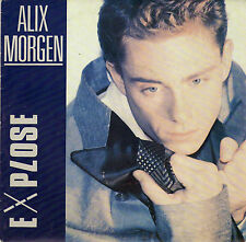 ALIX MORGEN EXPLOSE / CRI, SILENCE FRENCH 45 SINGLE