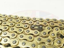Heavy Duty Motorcycle Drive Chain 530-106 Gold