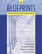Blueprints: Blueprints 1 : Composition Skills for Academic Writing by M....