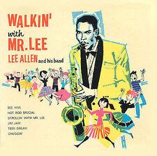 NEW - Walkin With Mr Lee by Allen, Lee