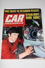 Car Mechanics May 1971, Dynamo & Alternator/Van-estate Conversion/Alloy Wheels