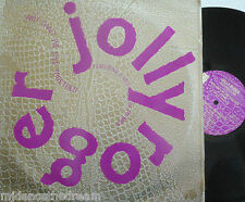 "JOLLY ROGER feat E-MIX ~ Why Cant We Live Together ~ 12"" Single PS"