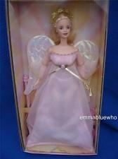 Mattel Barbie Angelic Harmony Angel 2001 Blonde Caucasian Doll Special Edtn NEW!