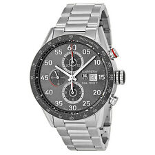 Tag Heuer Carrera Calibre 1887 Automatic Chronograph Grey Dial Stainless Steel
