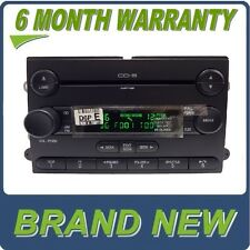 Ford Truck F-250 F250 F-350 F350 Radio AUX MP3 6 Disc CD Player 8C3T-18C815-JA