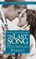 Acc, The Last Song, Nicholas Sparks, 0446570966, Book
