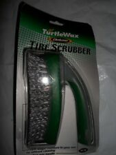 TURTLE WAX DELUXE TIRE SCRUBBER CLEANER CAR AUTO DETAILING NEW - OTHER