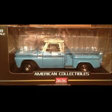 1965 Chevrolet pickup truck BLUE 1:18 SunStar 1389