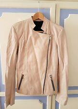 Gorgeous Real Lamb Leather Jacket by Guess, size 42 or UK10 -brand new, RRP £382