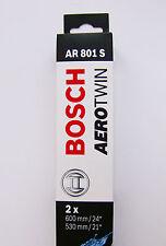 BOSCH Wischerblatt 3397118996 VORNE AR801S 600/530mm BMW X5 LEXUS RX LX usw.
