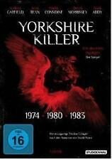 YORKSHIRE KILLER 1974 + 1980 + 1983 /  3 DVDs mit BOOKLET in Topzustand