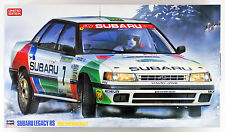 Hasegawa 20290 Subaru Legacy RS 1992 Swedish Rally 1/24 scale kit