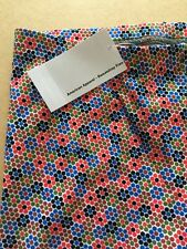 AMERICAN APPAREL Cotton Spandex Jersey Leggings Size M - Floral Tile - BNWT