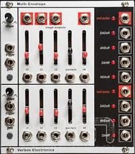 Verbos Electronics Multi Envelope : Eurorack Module : NEW : [DETROIT MODULAR]