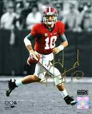 AJ McCarron Autographed/Signed Alabama Crimson Tide 16x20 NCAA Photo - Spotlight