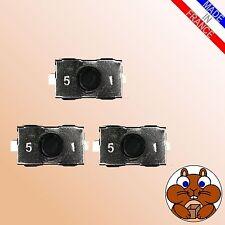 3x MikroTaster für Mercedes Benz A C CL E W168 W202 W208 W210 MB Fernbedienung