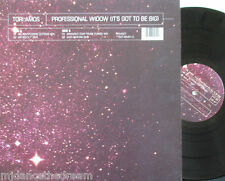 "TORI AMOS ~ Professional Widow {Its Got To Be Big} ~ 12"" Single PS"
