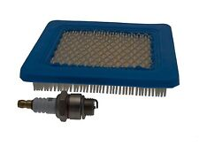 Air Filter / Spark Plug Fits BRIGGS & STRATTON QUANTUM Engine