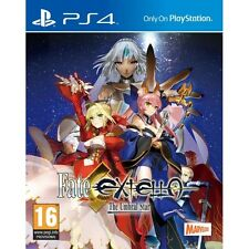 Fate Extella The Umbral Star PS4 Game Brand New