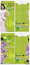 MRE * 2011 Carrefour Sampul Duit Raya / Green Packet 5 in 1 #12
