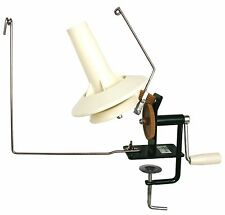 Stanwood Needlecraft:Large Metal Yarn/Fiber/Wool Ball Winder - 10 oz, Heavy Duty