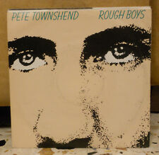 PETE TOWNSHEND . ROUGH BOYS - AND I MOVED - vinile 45 giri NUOVO 1980