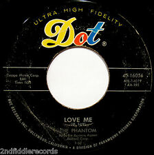 THE PHANTOM aka JERRY LOTT-Love Me-Very Rare Rockabilly 45-DOT #16056