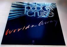 Pablo Cruise Worlds Away 1978 A&M SP 4697 Rock 33rpm Vinyl LP Near Mint