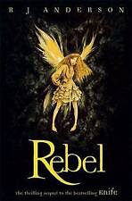 Knife: Rebel, By J Anderson, R,in Used but Acceptable condition
