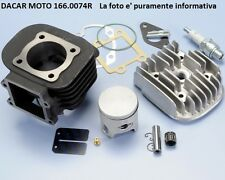 166.0074R KIT CILINDRO RACING POLINI  MBK BOOSTER 50 NEXT GENERATION