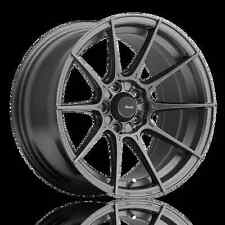 15x8 Advanti Racing Storm S1 4x100 ET25 Matte Grey Rims (Set of 4)