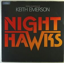 "12"" LP - Keith Emerson - Nighthawks (Original Soundtrack) - A2939h"