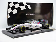 Minichamps WILLIAMS Mercedes FW37 2015 Martini F. Massa #19 1/18 Scale New!