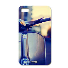CUSTODIA COVER CASE MOTO MOTORINO VINTAGE OLD PER HUAWEI ASCEND G6