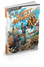 Sunset Overdrive Official Strategy Guide (Bradygames Official Strategy-ExLibrary