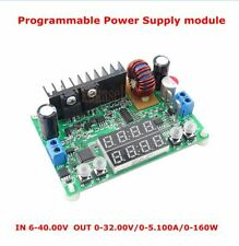 DC-DC 5A Adjustable Buck Converter 6-40v Step Down 0-32v 12 24v led driver power