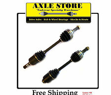 2 New Front CV Axles L&R 1994 - 2002 Millenia 2.5L Only With Warranty