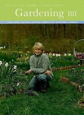 Gardening 101: Learn How to Plan, Plant, and Maintain a Garden Martha Stewart L