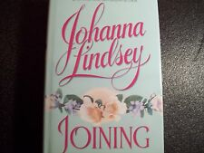 JOINING BY JOHANNA LINDSEY (1999, HARDCOVER, LARGE TYPE)