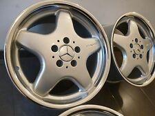 orig. AMG Felgen 17 Zoll Mercedes W202 W203 32 55 R170 SLK R171 W208 W209 W124